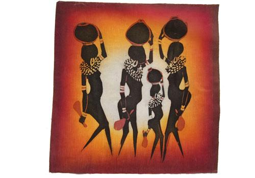 Batik femmes Massai