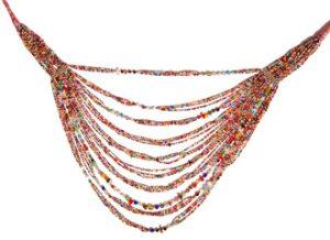 Collier Kochi en perles