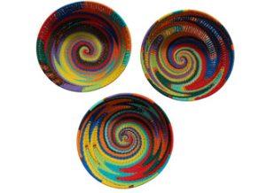 Corbeille décorative full rainbow
