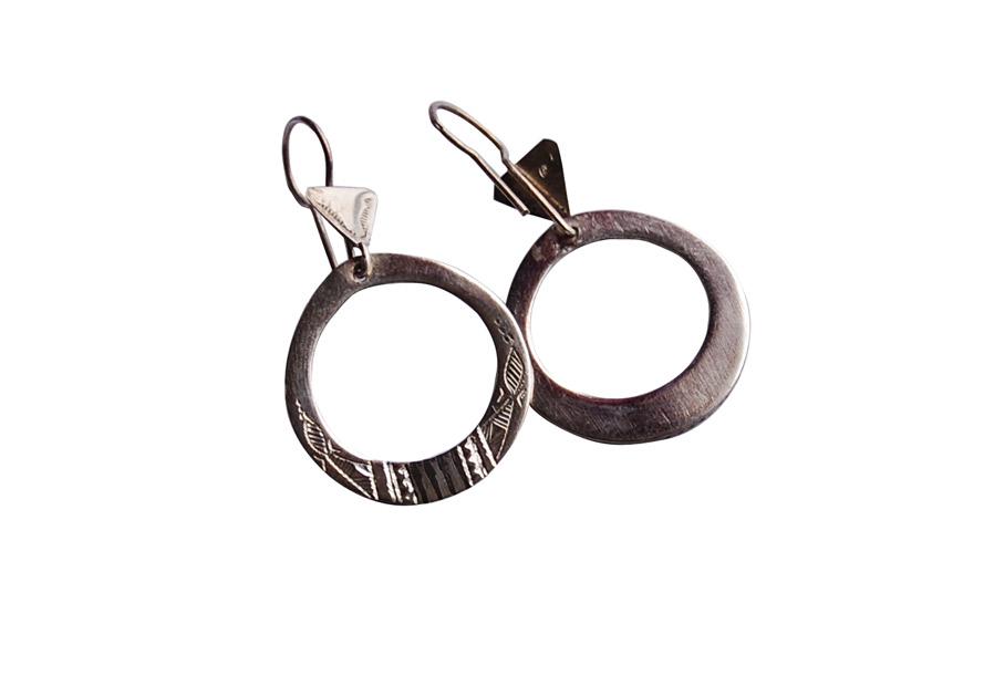 Bijoux en argent Touaregs : fabrication