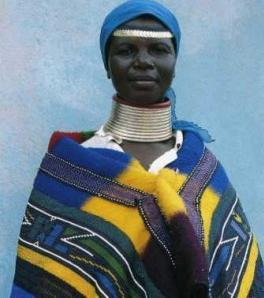 Femme Ndebele