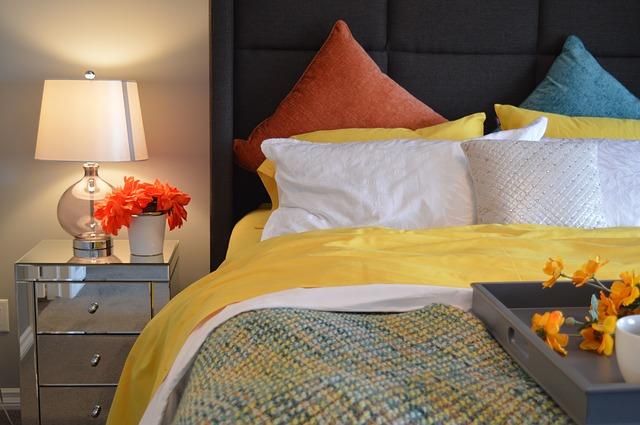 Linge de maison : housses, nappes et linge de lit