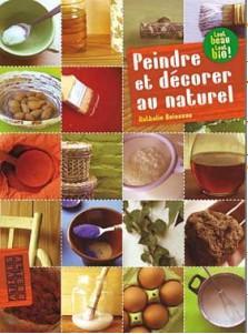 Ecologie et peinture naturelle : 40 recettes faciles et indispensables