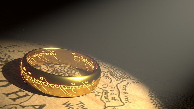 Bague en or