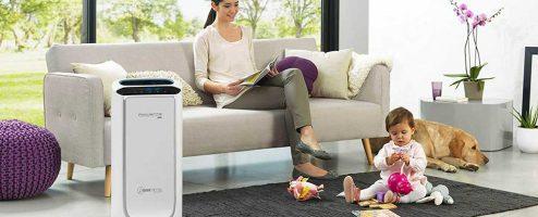 Optez pour l'électroménager pour améliorer la qualité de l'air de votre intérieur