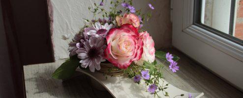 Faire une décoration naturelle esprit champêtre