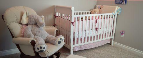 Comment décorer la chambre de son bébé?