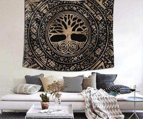 tenture-murale-arbre-de-vie-nordique