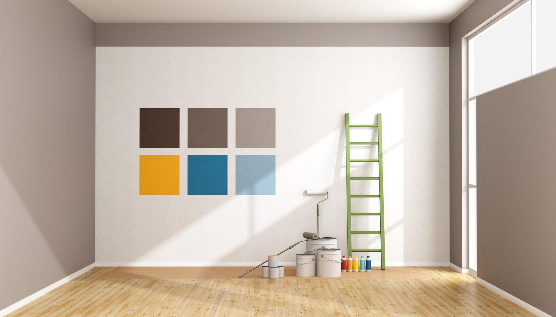 Bien choisir sa peinture intérieure